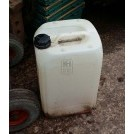 Plastic water carrier