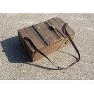 Sellers box with strap