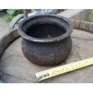 Small iron cooking pot