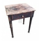 Small square table with draw