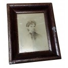 Small photo of Victorian lady