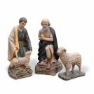 Nativity Scene Half Life Size Set