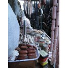 Butchers market stall - dressed
