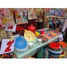 Chinese market stall - Kitchenware
