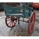 2-wheel handcart with handles