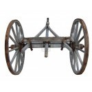 2 Wheel Front Axle for Cart