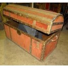 Very large dome treasure chest
