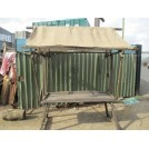 Large Pointed Top Market Stall