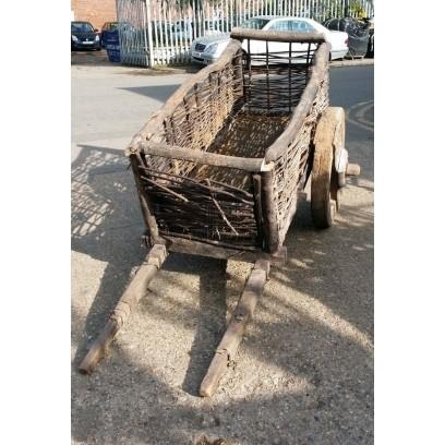Wattle Sided Cart
