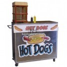 Metal Hot Dog cart