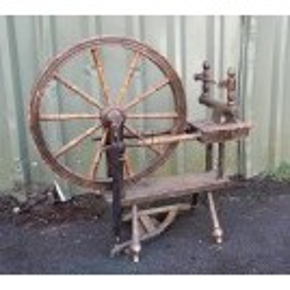 Spinning Wheel no3