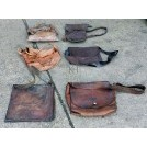 Assorted Leather Bags