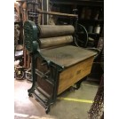 Large Green Mangle / Press