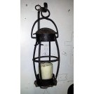 Hanging Cage Candle Holder