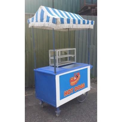 Hot Dogs Cart