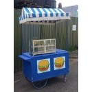 Hot Dogs Cart