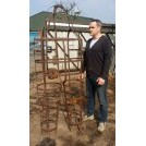 Man Shaped Iron Gibbet Cage