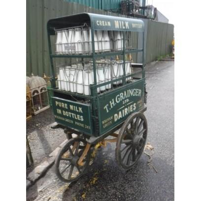 Grainger Dairy handcart