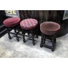 Assorted pub stools