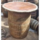 Rope Bound Barrel Top