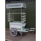 Hand Cart With Square Top