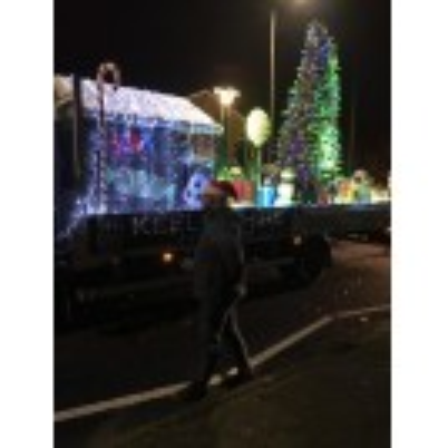 Extra Large Christmas Tree