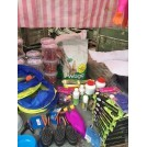 Pet Store Market Stall Dressing