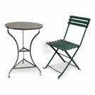 Green Cafe Chair