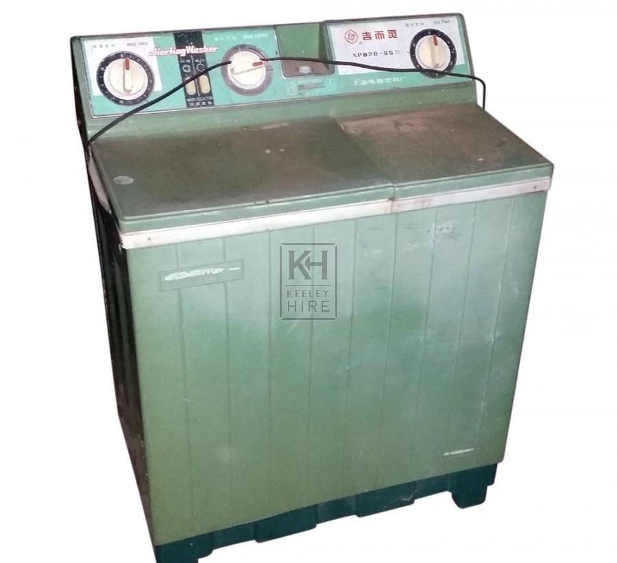 Oriental washing machine