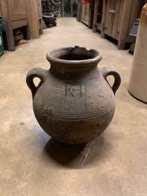 Small 2 Handled Urn