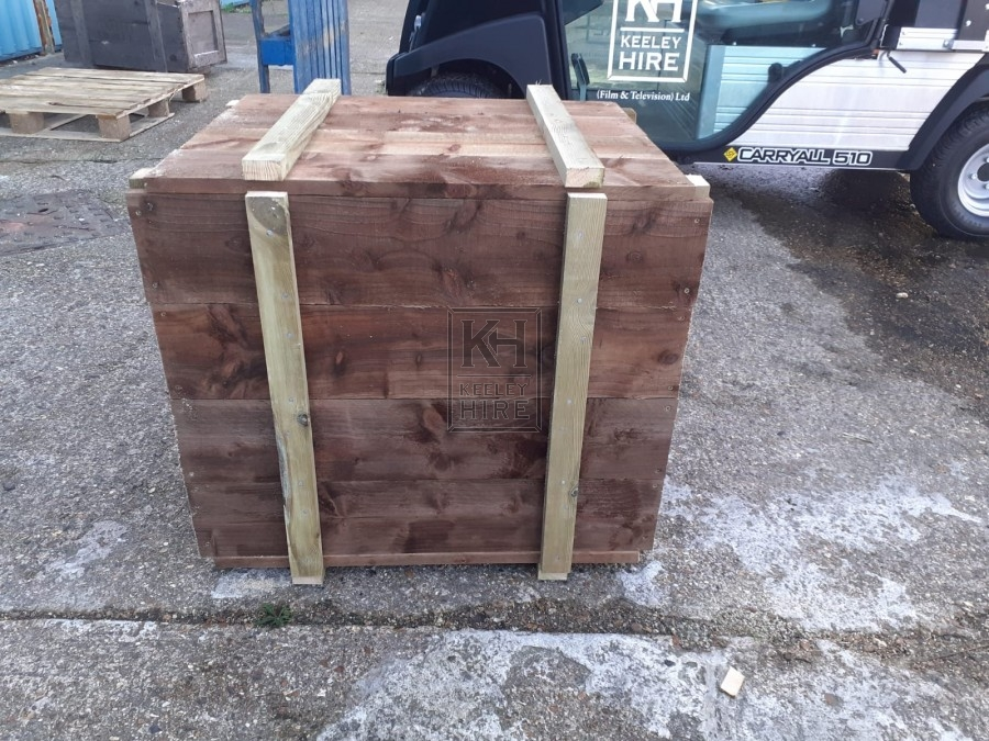 New Timber Crate