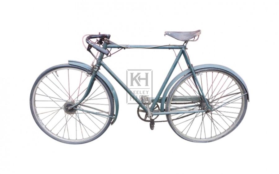 Vintage racing bicycle