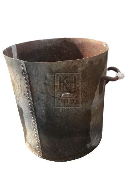 Riveted Steel Tub