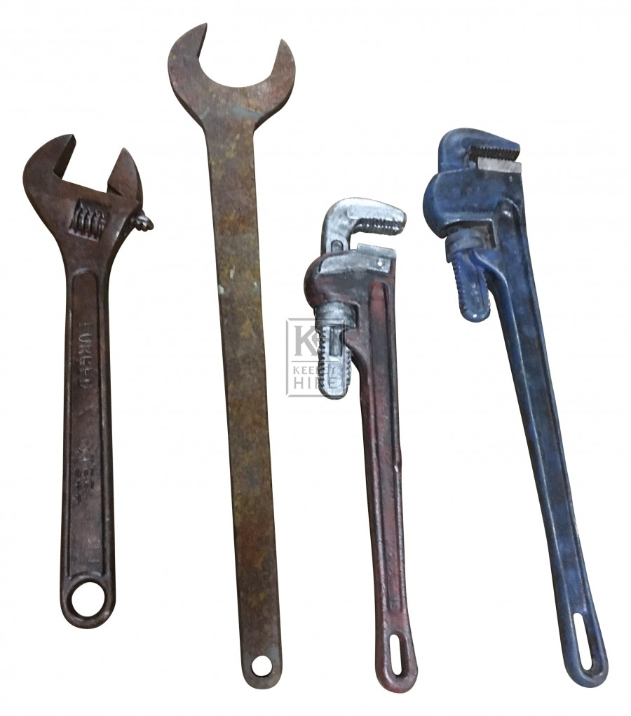 Assorted Hand Tools - Softs