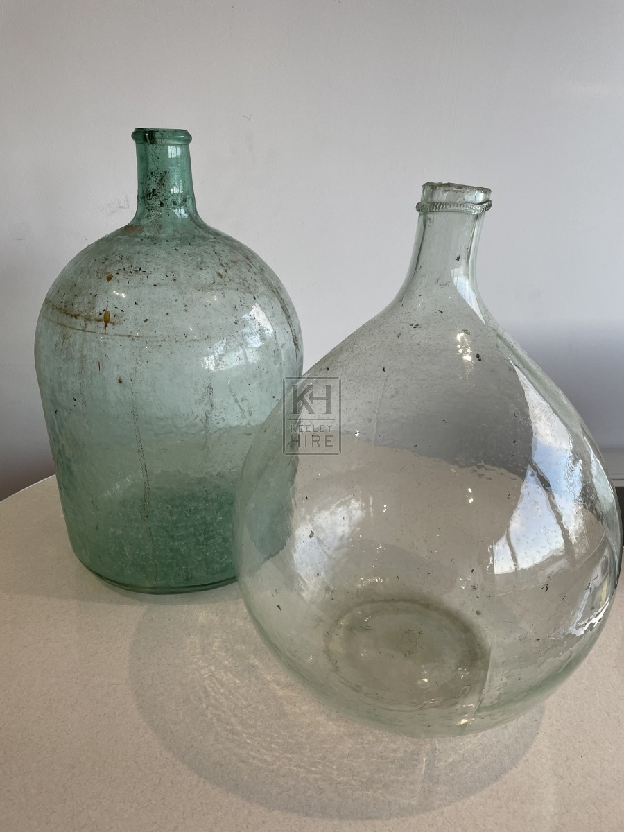 Very Large Period Bottles