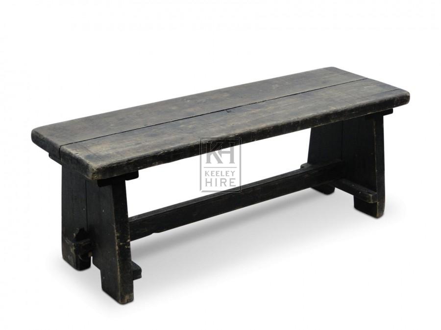 4 ft Wide Top Bench