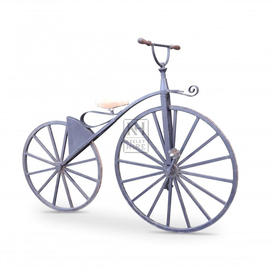 Bone Shaker Bike