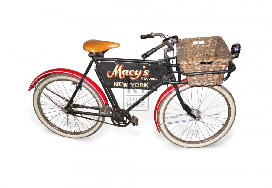 Macys USA Trade Bike