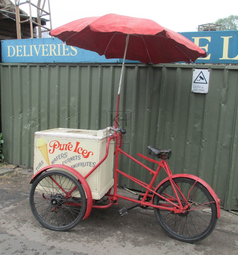 Pure Ices trike
