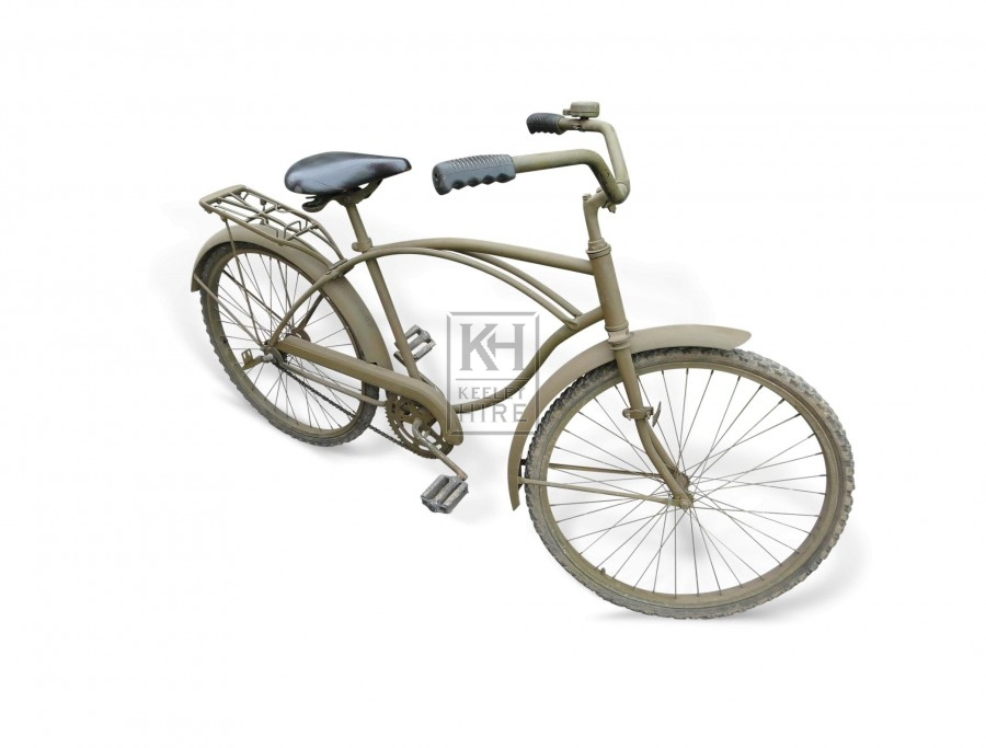 Military WWII Bicycle