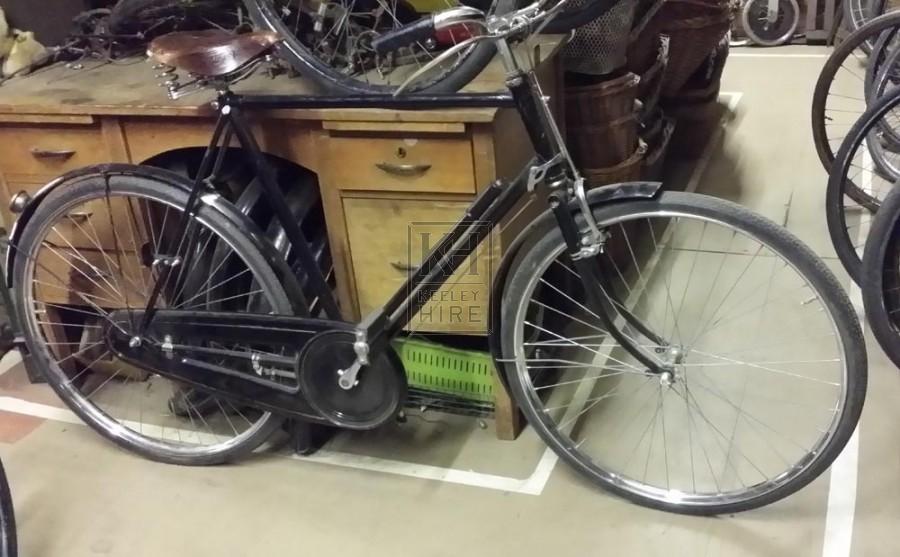 Period Gentlemens bicycle