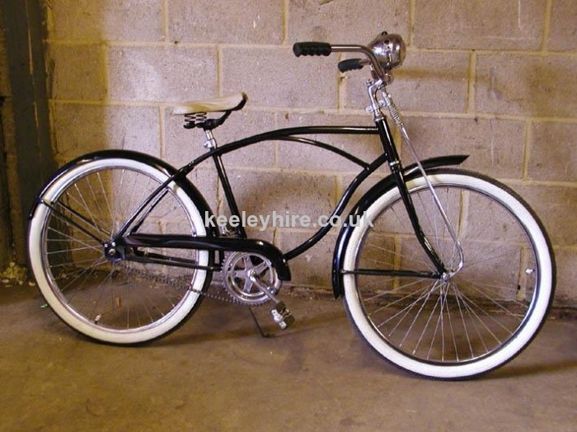 Black American Bicycle