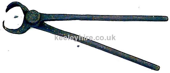 Blacksmiths Tongs #4