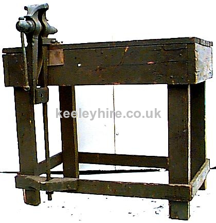 Blacksmiths Work Bench
