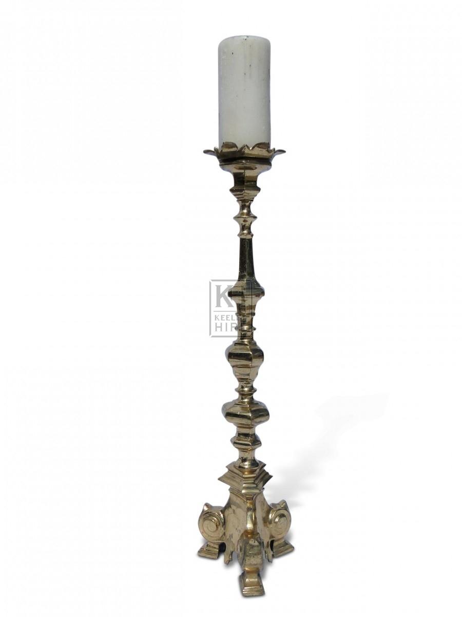 Brass Candlestick #1