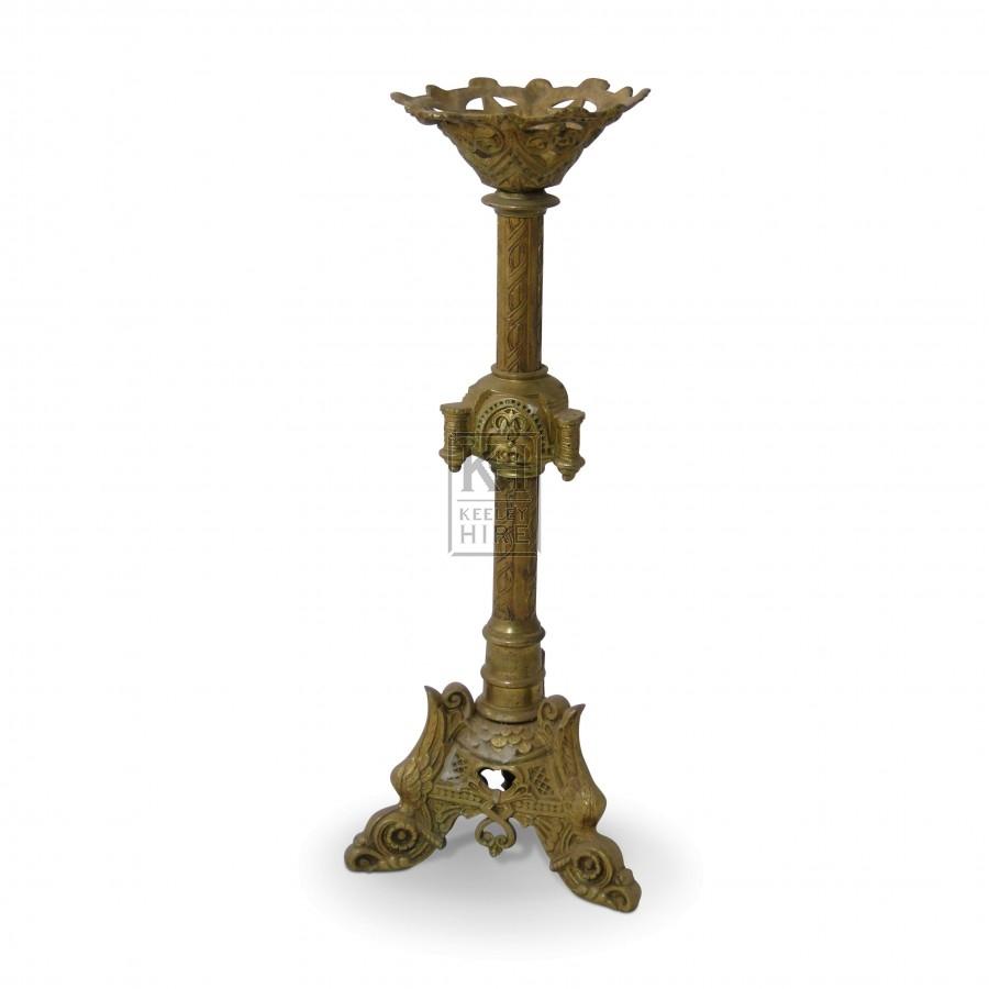 Brass Candlestick #4