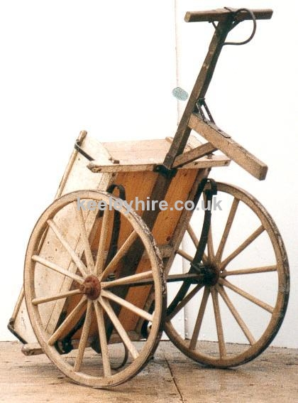 T-handle farm cart no1