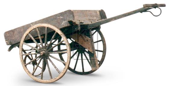 3-wheel handcart