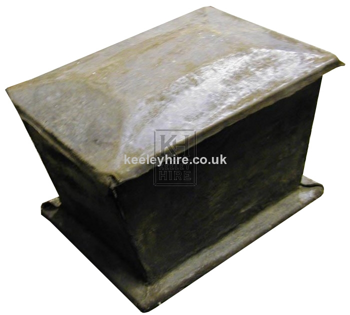 Small Metal Chest