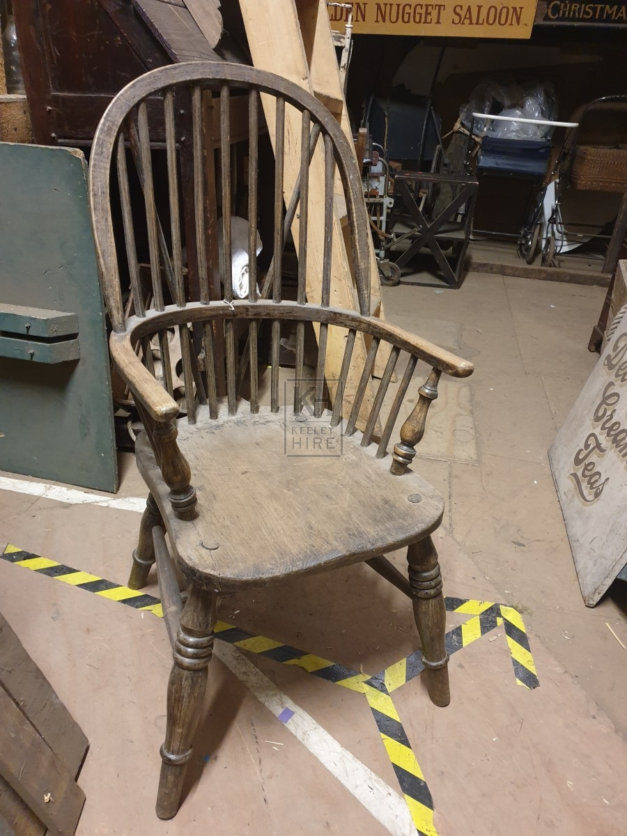 Spindle Backed Chair